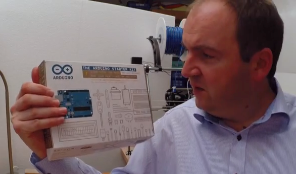 Arduino Starter Kit – Unboxing Video