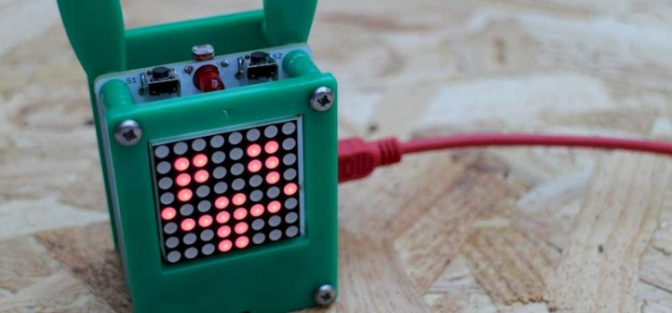 Petduino – das Do-it-Yourself Tamagotchi für den Maker