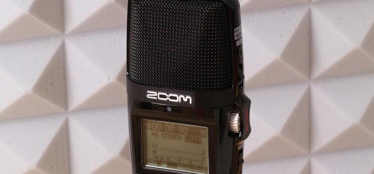 Besserer Ton mit dem Zoom H2next Audio Recorder