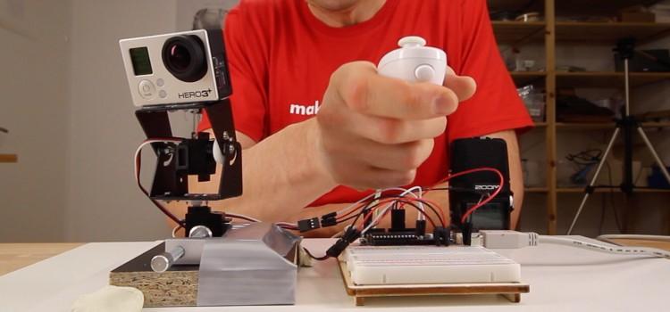 Wii Nunchuk Controller am Arduino – Teil 3 – Beschleunigungssensor abfragen