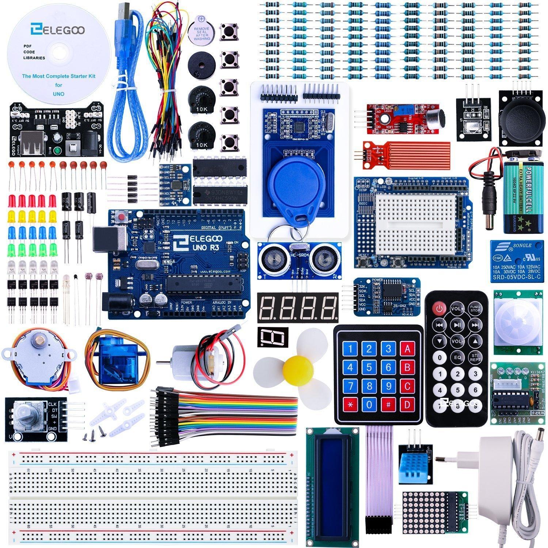 Welches arduino starter kit soll ich kaufen meine