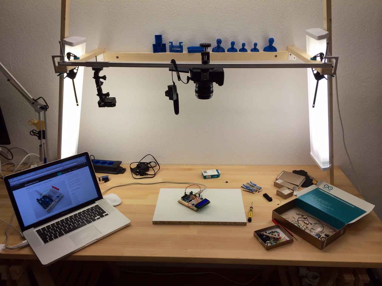 Werktisch, Version 2.0
