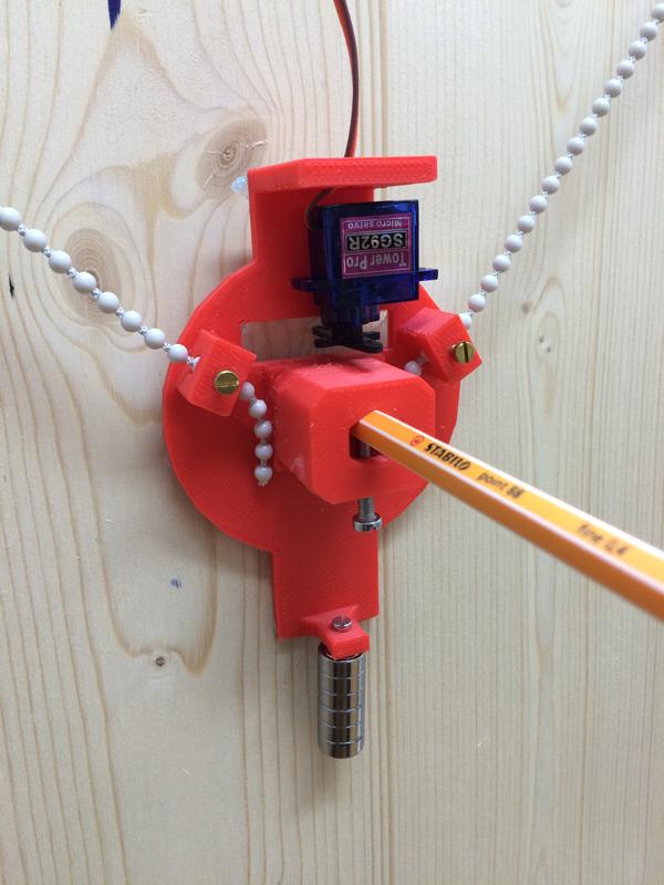 Vertikalplotter im Selbstbau – Teil 1 – Hardware und Arduino
