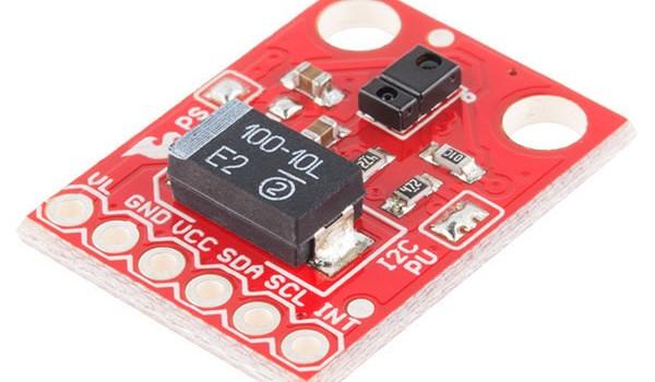 Gestik Sensor APDS-9960: Gestenerkennung und mehr am Arduino