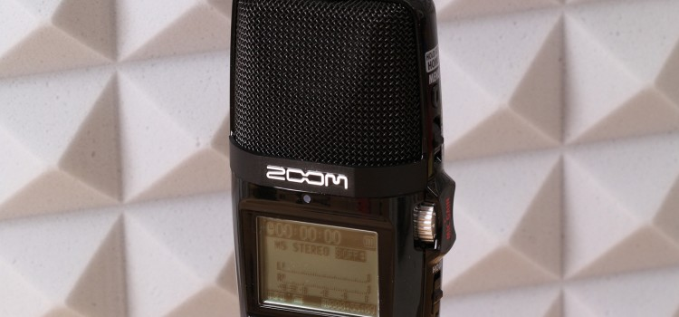 Besserer Ton mit dem Zoom H2next Audio Recorder