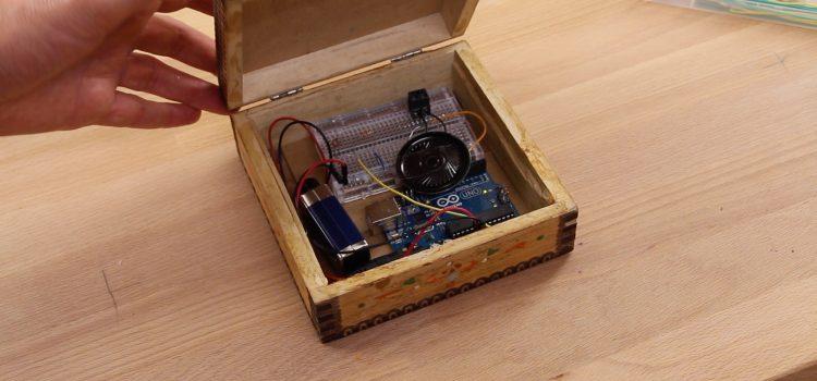 Arduino Projekt: Musikbox mit Bond Theme