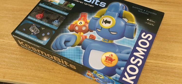 Der KosmoBits Experimentierkasten – Unboxing und Grundlagen