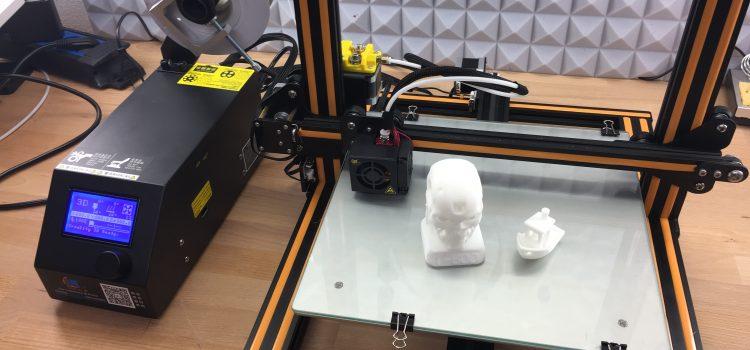 Creality CR-10 Test: 3D Drucker mit großem Bauraum zum kleinen Preis