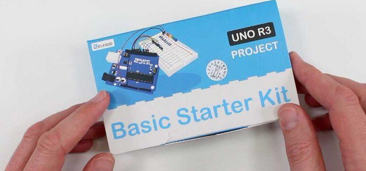 Elegoo UNO R3 Basic Starter Kit für Arduino Einsteiger