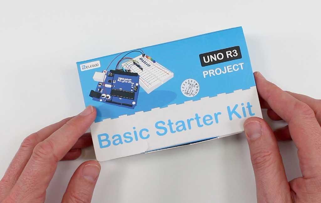 Elegoo Arduino UNO R3 Basic Starter Kit für Einsteiger