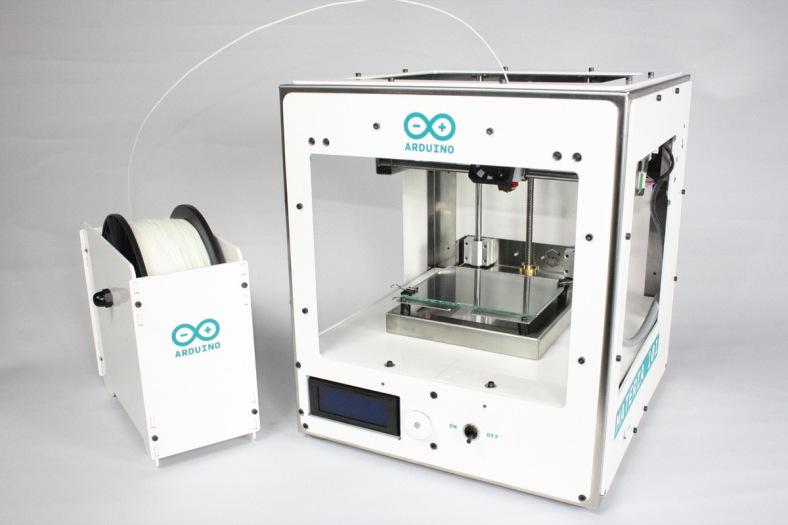 3D Drucker Arduino Materia 101 erstmals öffentlich präsentiert